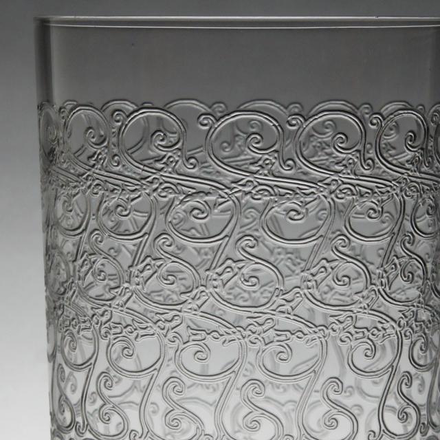 """グラスウェア「ローハン """"Rohan"""" ウイスキーソーダグラス 高さ14cm(容量約350ml)」"""
