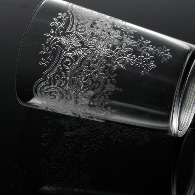 """グラスウェア「メディシス """"Medieis"""" タンブラー(小) 高さ6.6cm(容量約60ml)」"""