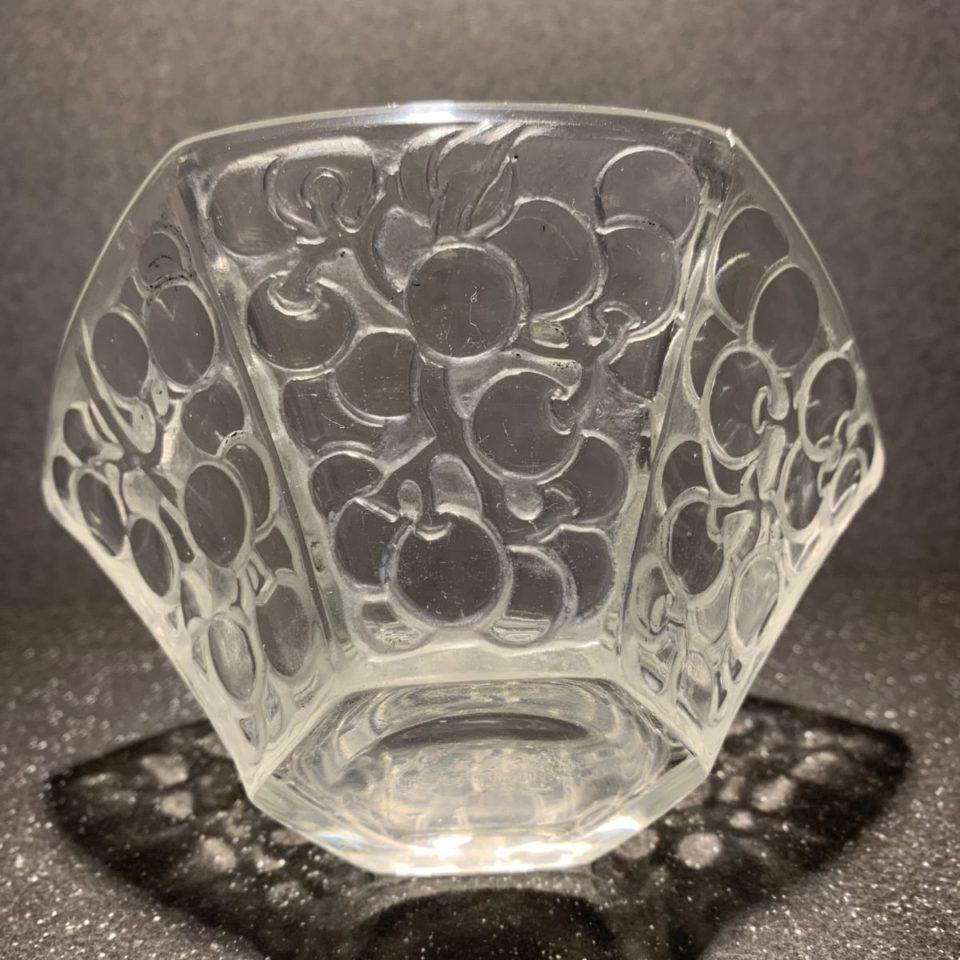 「小鉢 6面の葡萄」