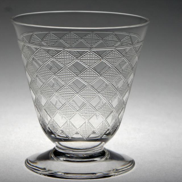グラスウェア「キブロン グラス 高さ7.3cm(容量80ml)」