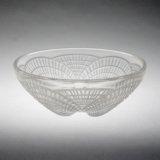 グラスウェア「鉢 コキールNo.5(クリアガラス)直径13.3cm」
