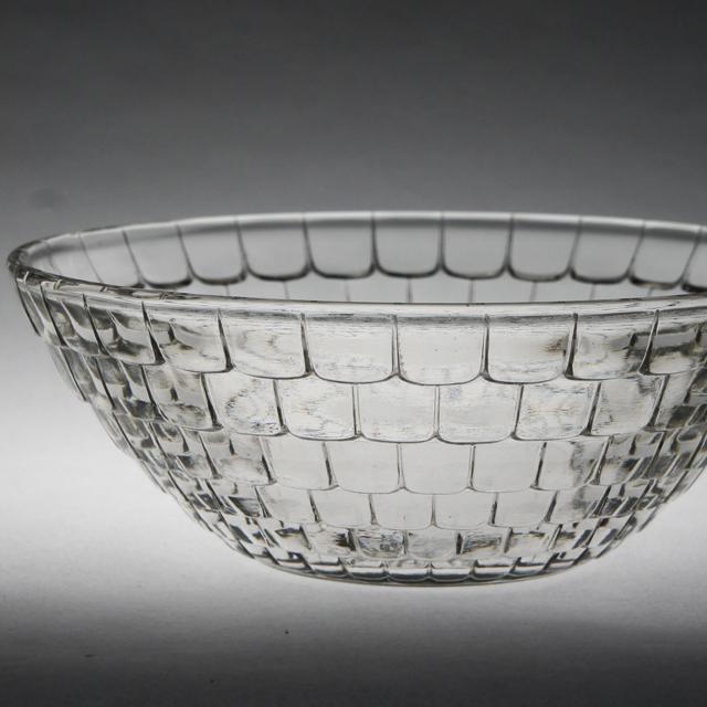 グラスウェア「小鉢 エカイユ 直径13cm」