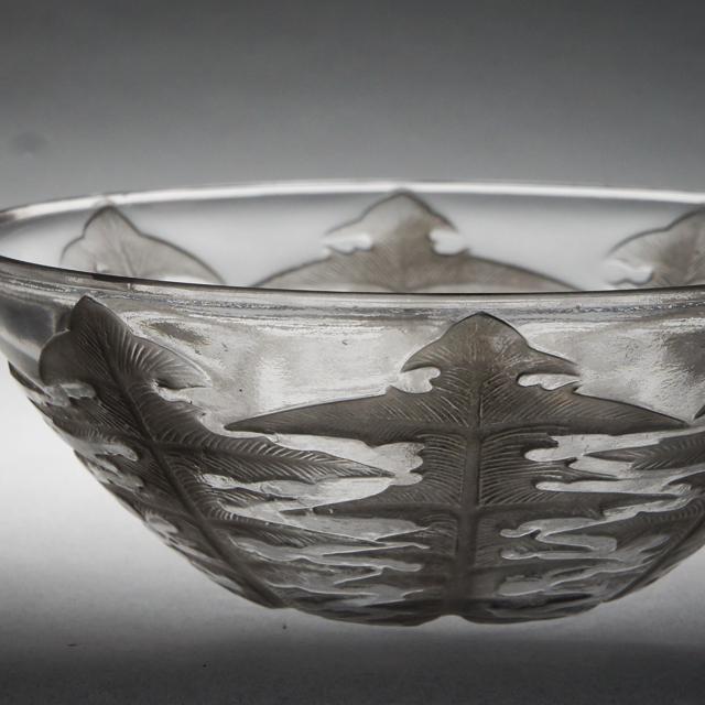 グラスウェア「小鉢 タンポポ(グレーパチネ)直径13cm」