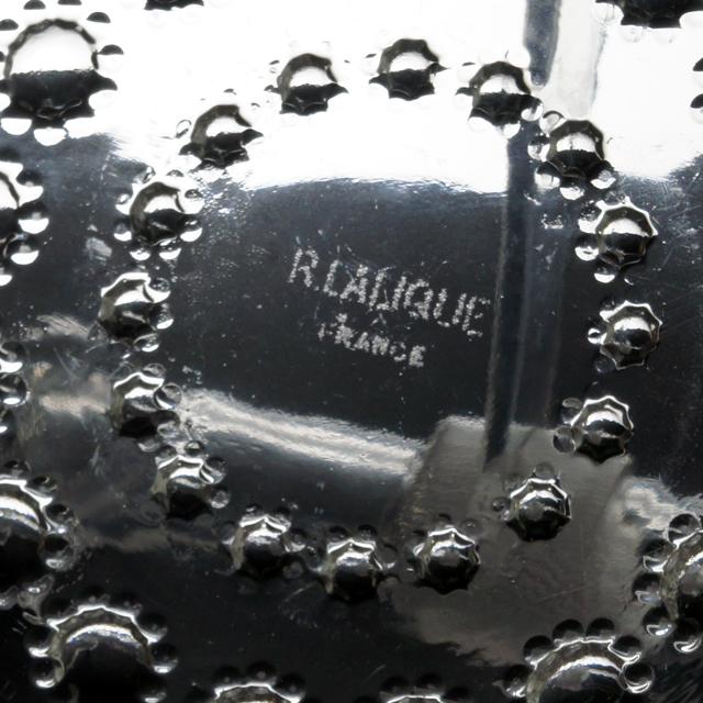 グラスウェア「皿 アスター(クリアガラス)直径18cm」