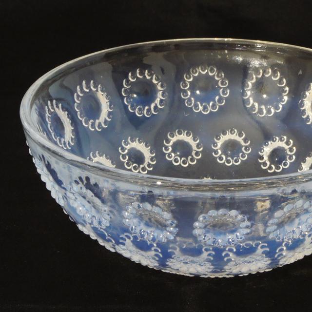 グラスウェア「小鉢 アスター(オパルセントガラス)直径13.4cm」