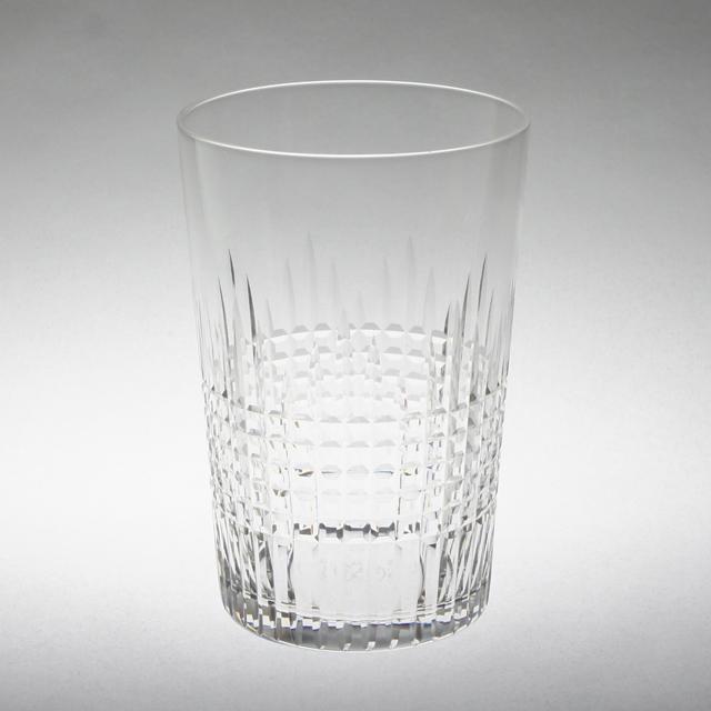 グラスウェア「ナンシー ウォーターゴブレット 高さ9.8㎝(容量約200ml)」