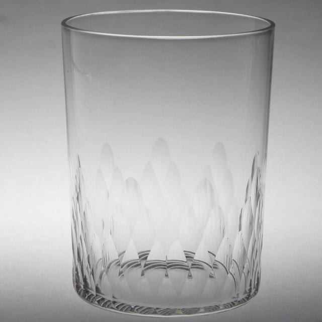 """グラスウェア「リシュリー """"Richeliu"""" ウォーターゴブレット 高さ9cm(容量約200ml)」"""