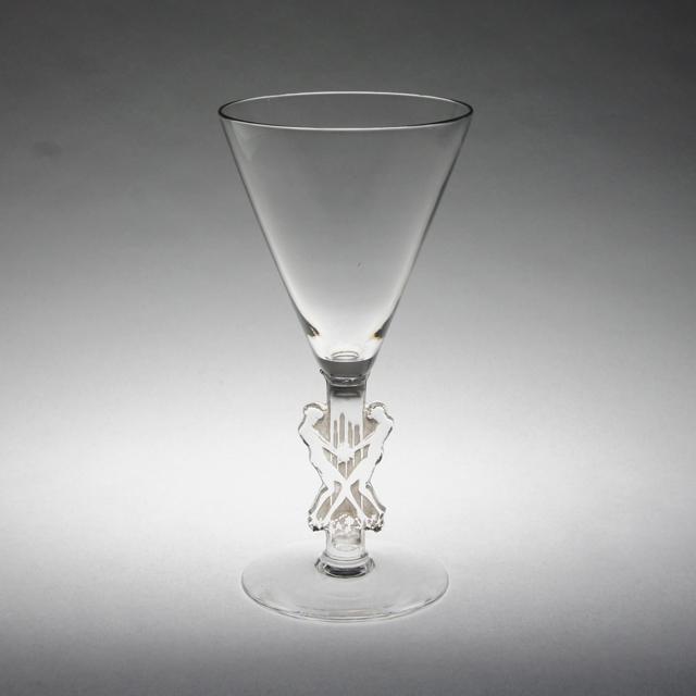 グラスウェア「スラストブール ワイングラス(小)(グレーパチネ) 高さ12.8cm(容量60ml)」