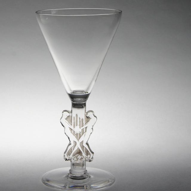 グラスウェア「スラストブール リキュールグラス(グレーパチネ) 高さ11.5cm(容量40ml)」