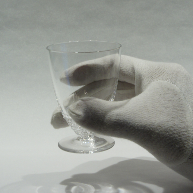 グラスウェア「ニッポン ワイングラス(小)高さ7.7cm(容量70ml)」