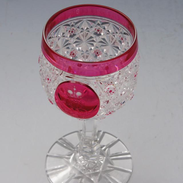 グラスウェア「LORIENT ワイングラス 高さ12.6cm」