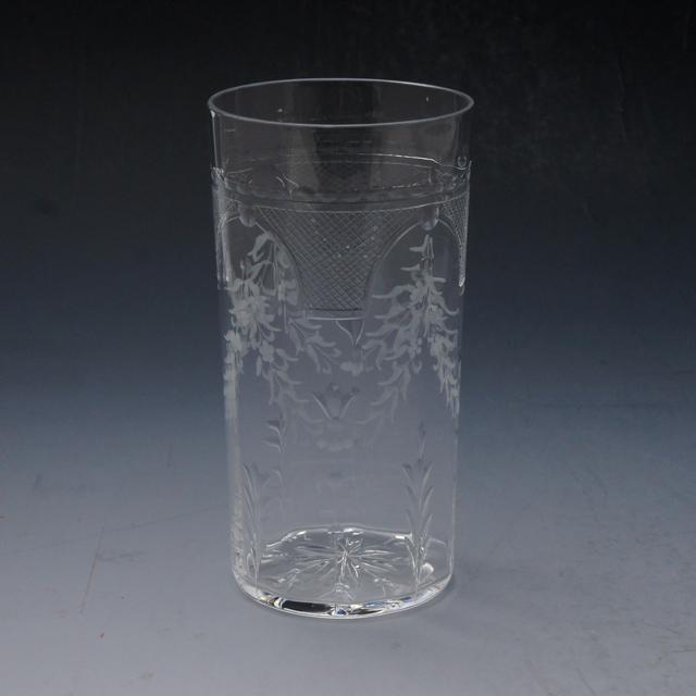 グラスウェア「グラヴィール装飾 ハイボールグラス 高さ12.7cm」