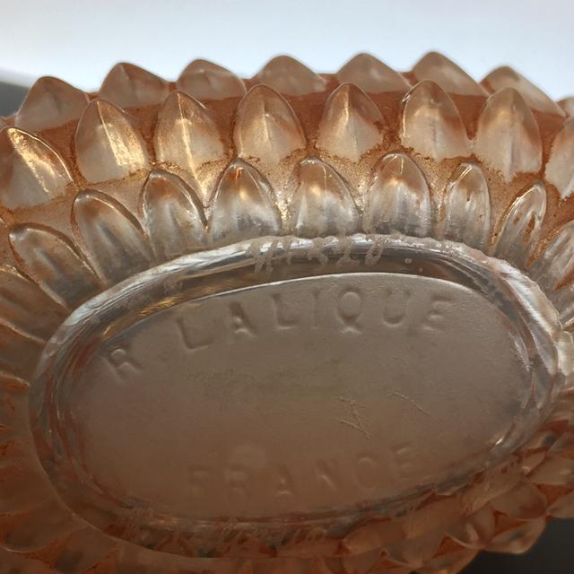 グラスウェア「香水瓶 アメリー」