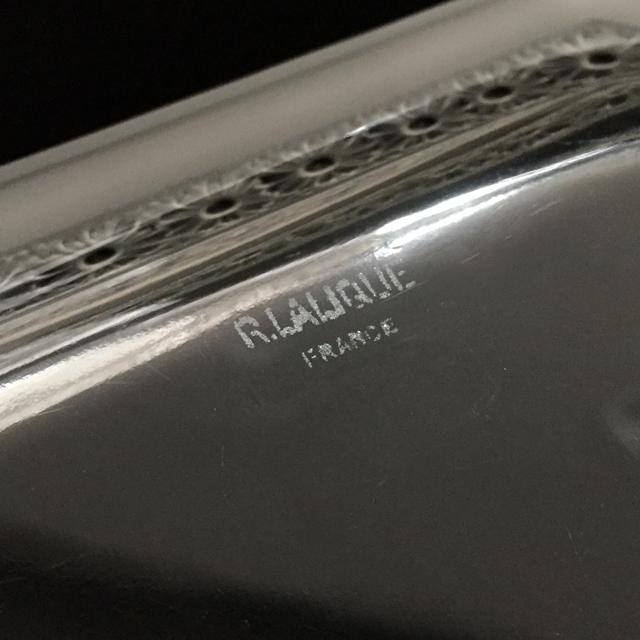 グラスウェア「角皿 パルクレット 幅20cm(パチネ無し)」