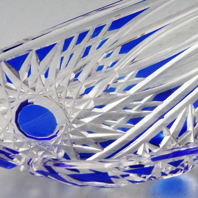 グラスウェア「装飾皿「LIBELLULE」」