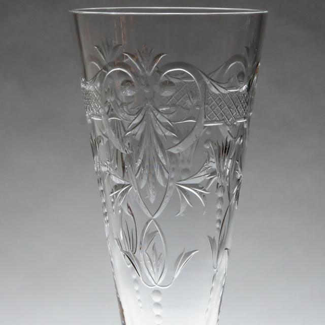 グラスウェア「Marennes マレンヌ シャンパンフルート 高さ19cm(容量100ml)」